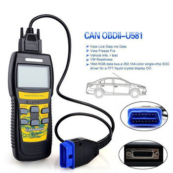 Free Update Online 100% Original OBD2 Memoscan U581 Scanner Live Data U581 Code Reader OBD2 OBD II Diagnostic Scan Tool launch x431 pro mini with bluetooth function full system 2 years free update online mini x 431 pro powerful auto diagnostic tool