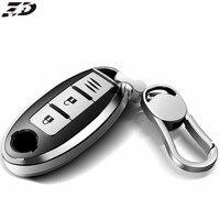 New TPU Car Key Case Cover for nissan pathfinder r51 teana kicks altima note primera p12  teana j32  almera classic qashqai j11