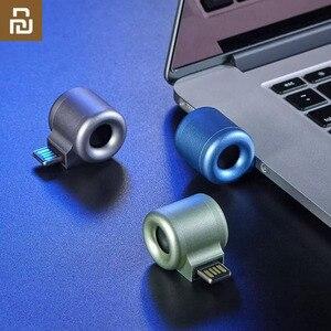 Image 1 - USB мини диффузор Youpin Guildford, автомобильный очиститель воздуха, портативный ароматический освежитель воздуха для офиса/дома