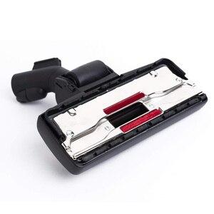 Image 1 - 1 sztuka szczotka podłogowa dla Miele odkurzacz akcesoria 3D GN S5000 S8000 kompletny C2 C3 S5 S8 SF 50