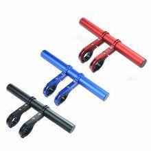 Accessorie Flashlight-Holder Extender-Mount Bicycle-Handlebar Carbon-Headlight-Bracket