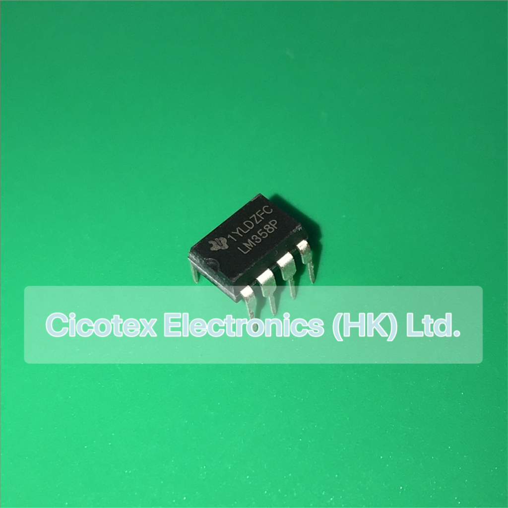 20pcs/lot LM358P DIP-8 LM 358 P IC OPAMP GP 2 CIRCUIT 8DIP LM358N
