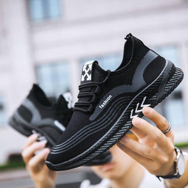 Sneaker Casual Pa Hende Homber 2