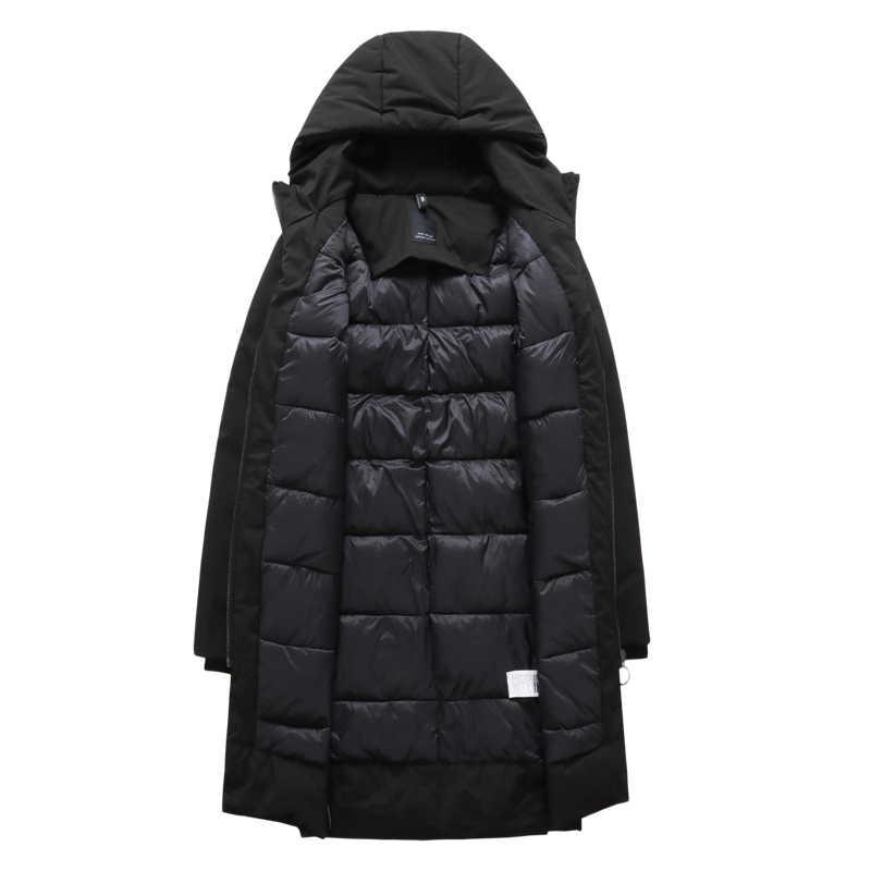 플러스 사이즈 10xl 9xl 8xl 뜨거운 판매 겨울 따뜻한 windproof 후드 남자 자 켓 따뜻한 남자 파 카 고품질 파 카 패션 캐주얼 코트