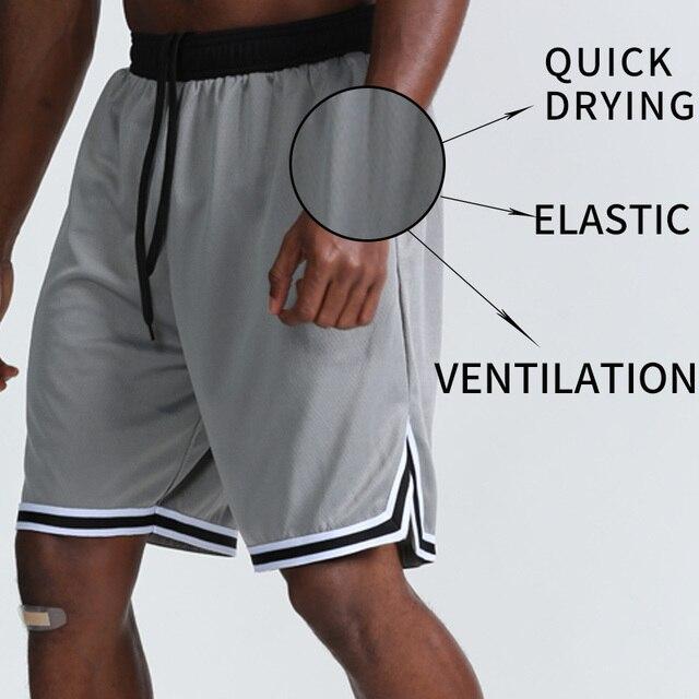 Athletic Basketball Shorts 3