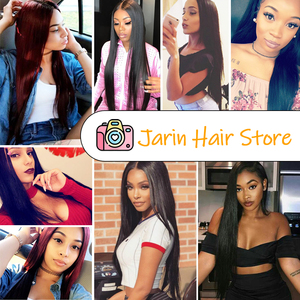 Image 5 - Jarin 13x4 Lace Front Human Hair Wigs Brazilian Straight Human Hair Wigs 30 inch Lace Frontal Wig Pre Plucked With Baby Hair