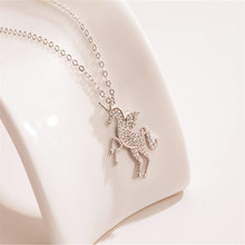 925 sterling silver pendant necklace animal Set auger  Student couples fashion jewelry wholesale цена в Москве и Питере