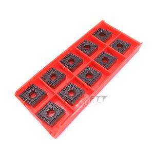 Image 3 - CNMG120408 CQ PC4225 超硬インサート CNMG120412 CNMG120404 高品質外部旋削工具カッターツール旋削インサート