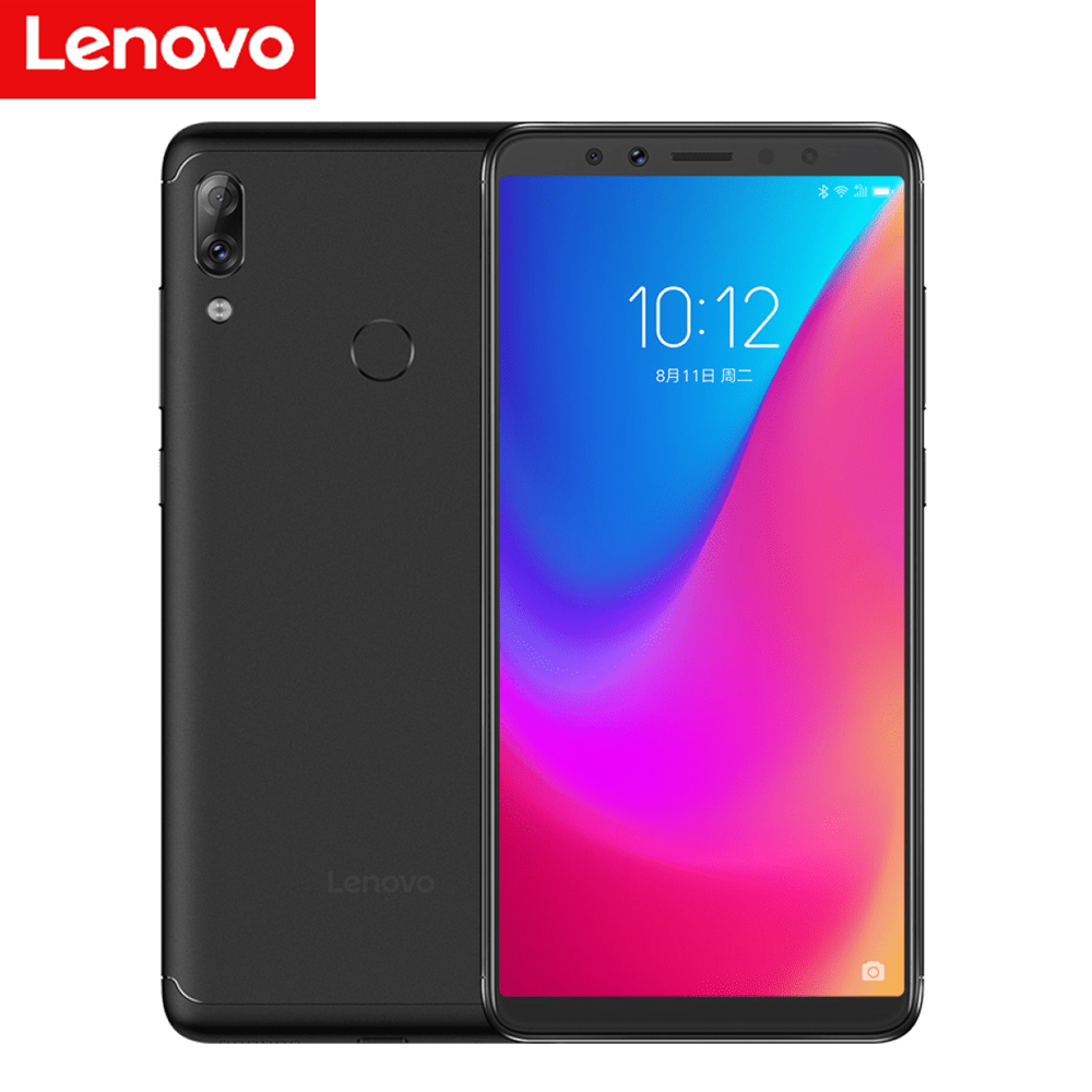 Lenovo K5 Pro Global Version 5.99 Inch 4GB/6GB+64GB ROM Dual SIM 16MP+5MP Smartphone Four Cameras 4G LTE 4050mAh Mobile Phone