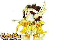Anime Garage Kit doracat Robot Gold Saints Sagittarius Jingle Cats
