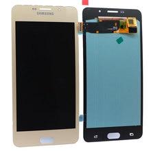 купить AMOLED LCD for Samsung Galaxy A9 Pro LCD 2016 A900 A9000 A900F Screen Display Touch Digitizer по цене 2617.48 рублей