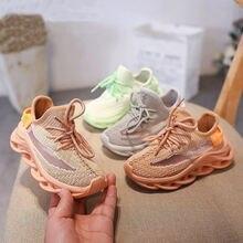 Кроссовки для мальчиков Новинка Лето 2020 детская обувь спортивная