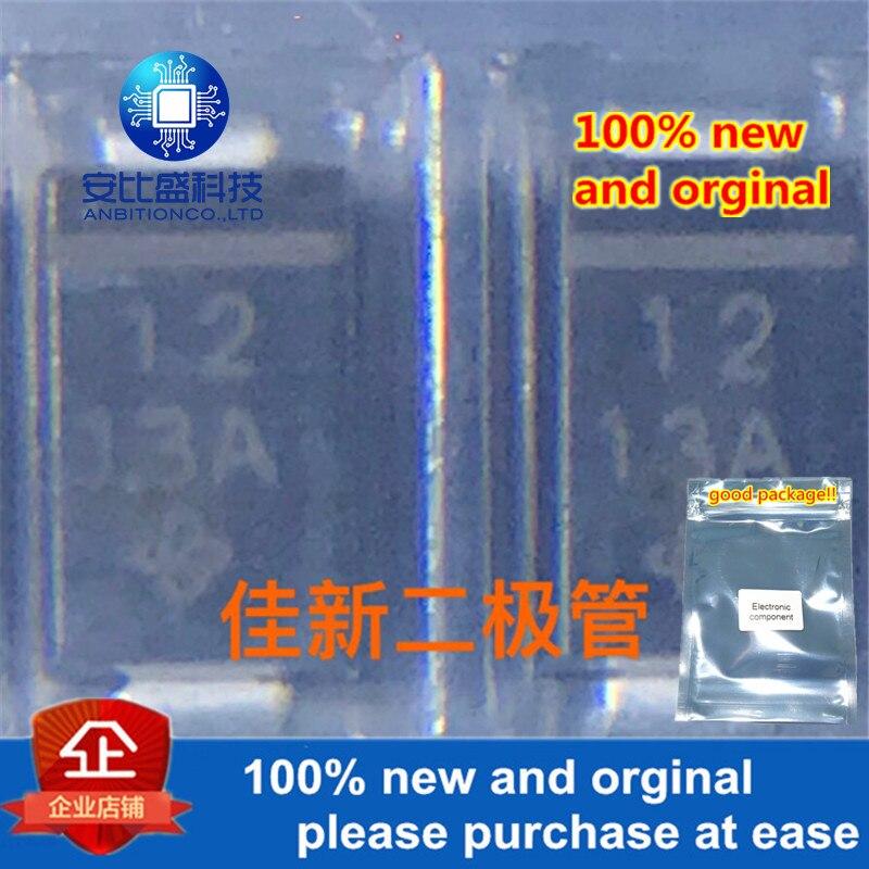 50pcs 100% New And Orginal SML4742-E3/61 1W12V DO214AC Silk-screeen 12 In Stock