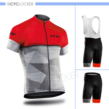 цена на Ropa Ciclismo Maillot Cycling Clothing Jersey set Short Sleeve Suit Men Biking Uniform RClothes Cycling Set Wear Kits Sportswear