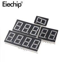 10 шт. 0,4 дюйм светодиод дисплей 7 сегмент 1 бит 2 бит 3 бит 4 бит трубка красный дисплей общий анод% 2Fathode 0,4% 22 7 сегментов светодиод дисплей плата