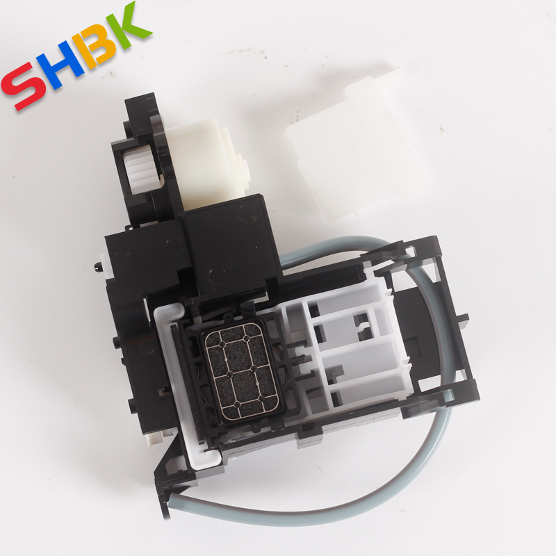 Cleaning unit for a4 uv printer. Ink pump, waste ink pump, L805 ink cap, brand new original authentic, free shipping. image