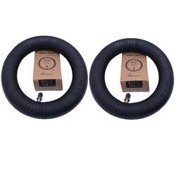Los neumáticos más nuevos de 2 uds espesan los tubos interiores para Xiaomi Mijia M365 y Pro Scooter eléctrico 8 1/2x2 neumáticos de rueda gruesa duradera