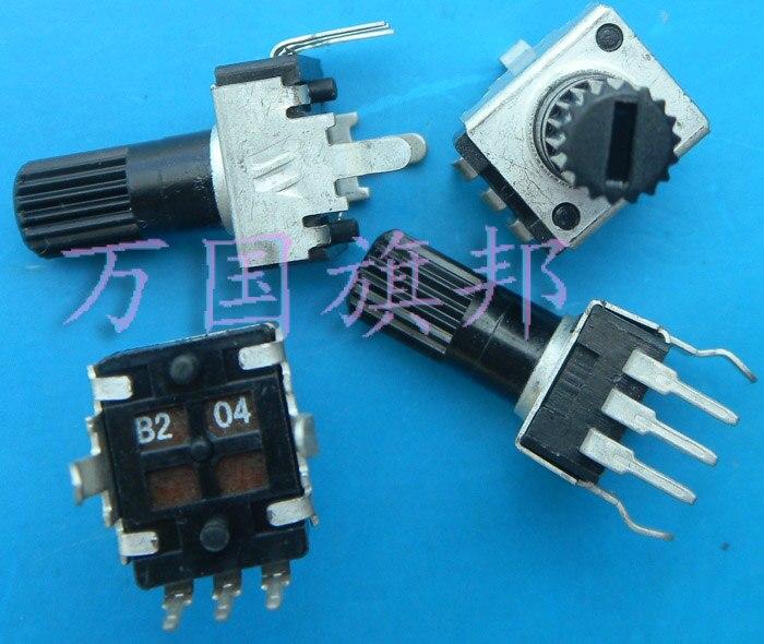Бесплатная доставка. R0902N 09 Тип 0932 регулируемый потенциометр B200K 200K B204 Европейский вертикальный