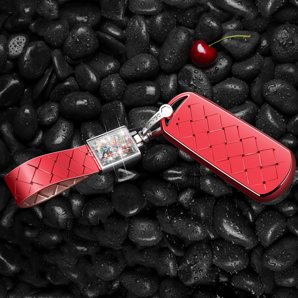For Mazda 2 3 5 6 8 Axela Atenza CX-3 CX4 CX5 CX7 CX9 RX MX5 Miata Remote Key Case Fob Shell Cover Skin Holder 2 3 4 Buttons image