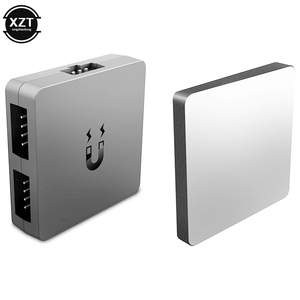 RGB Konverter 5V zu 12V RGB Transfer Hub 3pin zu 4pin ARGB licht fan Adapter SATA stecker Magnet für RGB fan ASUS Gigabyte MSI M/B