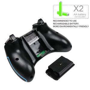 Image 5 - 2.4G Wireless ESM 9013 Gamepad Game joystick Controller Fit for PC Windows For PS3 TV Box Android Smartphone
