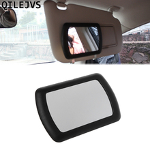 Mirror Car Sun-Visor Cosmetic Makeup Auto-Supplies for QILEJVS