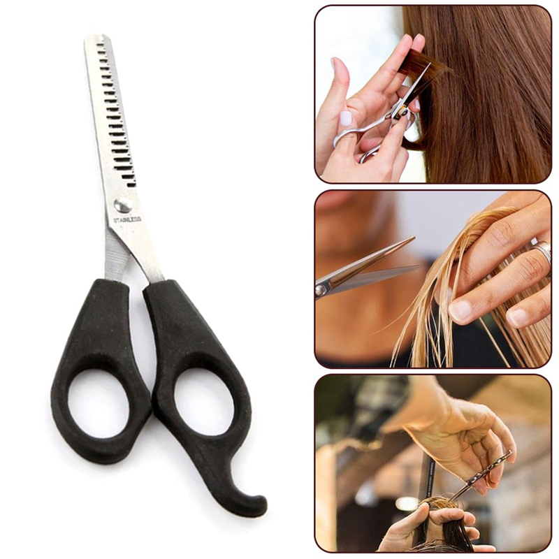 Professional Hair Scissors Cutting Shears Salon Barber Hair Cutting Thinning Hairdressing Set Styling Tool Hairdressing Comb