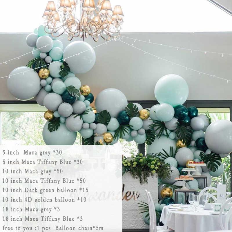 Luftballons Ballonbogen Kit Set Happy Birthday Geburtstag Hochzeit Party Deko