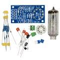 AMS-6E2 ламповый предусилитель аудио Плата VU уровень мощности Драйвер плата индикация громкости желчный предусилитель вакуумный тоновый сигн...