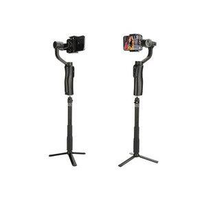 Image 5 - المواد المعدنية ترايبود استقرار حامل ل dji osmo المحمول 3 2 osmo جيب gimbal osmo عمل كاميرا الملحقات
