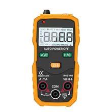 цена на XL830L Digital Multimeter Handheld LCD Backlight AC/DC Ammeter Voltmeter Resistance Transistor Ohm Tester Meter Multifunction