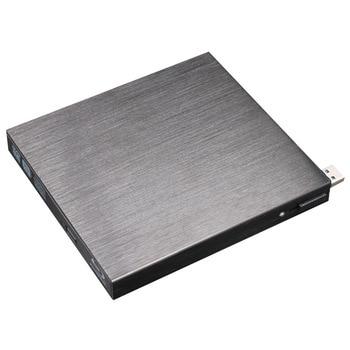 Unidad externa Bluray Usb 3,0 Unidad óptica bd-re Cd/Dvd Rw grabador portátil externo Blu Ray Player para Pc/ordenador portátil/
