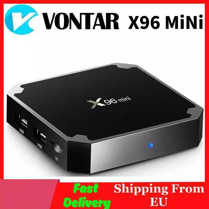 Vontar X96 Mini Android TV BOX Amlogic S905W QuadCore 2.4G WiFi X96mini Android 7.1 Smart Set Top Box 4K Media Player