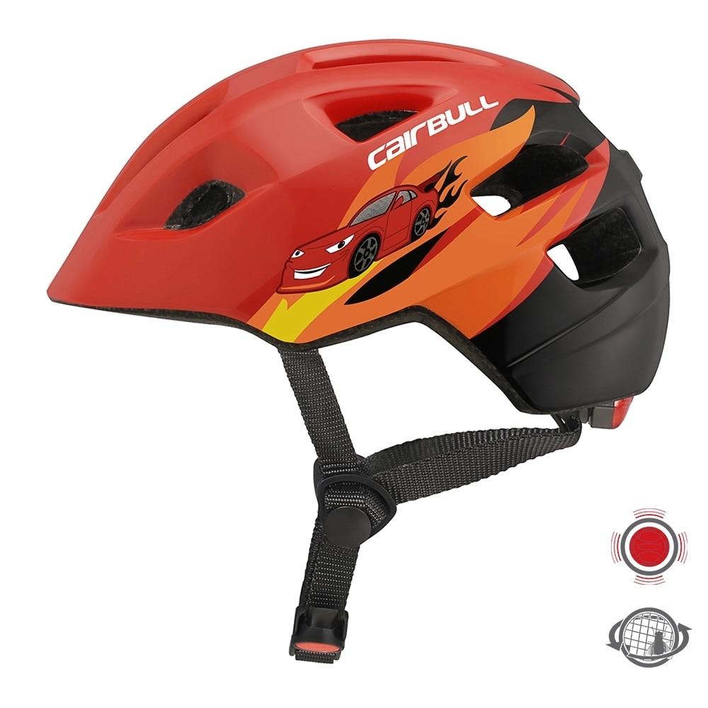 Cairbull maxstar led 어린이 어린이 빨간색 멀티 스포츠 자전거 헬멧 연령 5 13 년 어린이 헬멧 균형 스포츠 사이클링 헬멧 casque velo-에서자전거 헬멧부터 스포츠 & 엔터테인먼트 의 title=