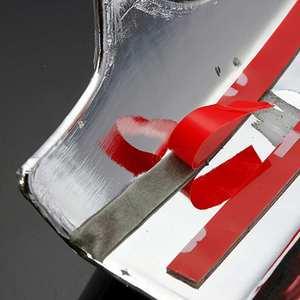 Image 5 - 8 pièces/ensemble Chrome voiture style porte poignée couverture garniture autocollant pour Honda pour Civic berline 2006 2007 2008 2009 2010