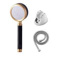 Pomme de douche haute pression avec tuyau, ensemble de douche à main, pulvérisateur de bain à économie d'eau, fournitures de salle de bain