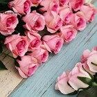 5 Pcs Silk Rose Bran...