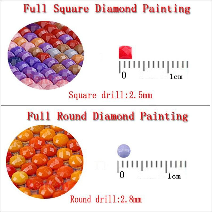 Diy rhinestones embroidery diamond diamond painting bee full square mosaic picture of rhinestone cross-stitch kits home decor
