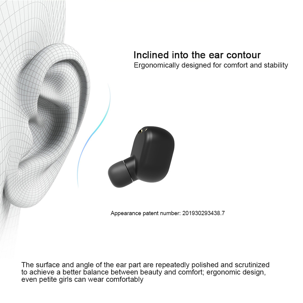M1 TWS Bluetooth Earphone fone de ouvido bluetooth Handsfree Sport Gaming Headset Wireless Earbuds With Mic For iPhone Xiaomi