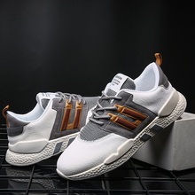 New Arrivals Mens Casual Shoes High Quality Fashion Comfortable Men Sneakers Wear-resisting Non-slip Male Footwears Plus Size
