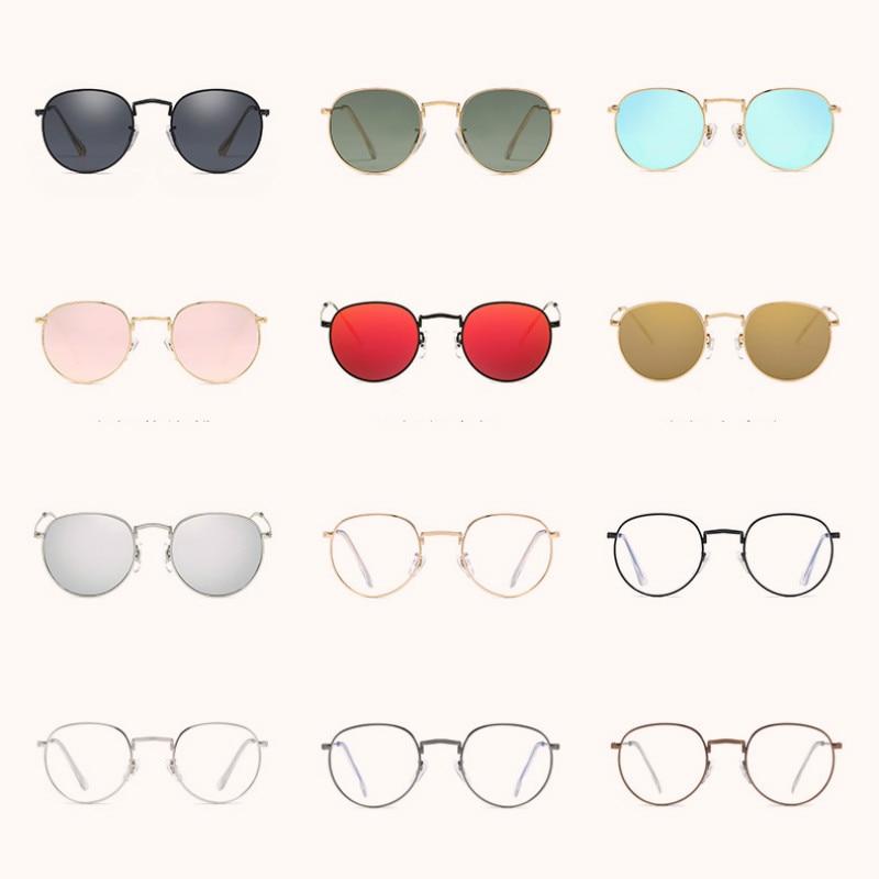 Retro Women Folded Sunglasses Men Classic   Sunglasses