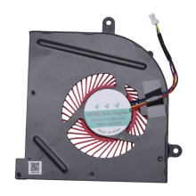 Laptop Cpu Cooling Fan For Msi Gs73 Gs73Vr Stealth Ms-17B1 Gs63Vr Gs63 Cooling Fan Bs5005Hs-U2L1 Notebook Cooler Radiator
