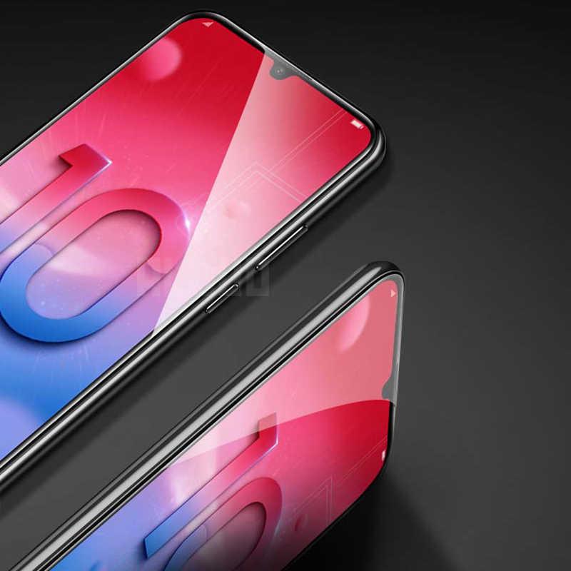 9D kavisli Huawei onur için 10i 20 10 Lite 9X 8X 8C 8A 8S koruyucu cam Huawei P akıllı Z 2019 S8 Honor10i tam tutkal cam