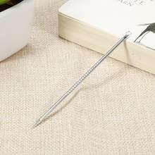 1pc de aço inoxidável removedor de cravo agulhas extrator pontos limpador acne manchas pretas poros ferramentas beleza txtb1