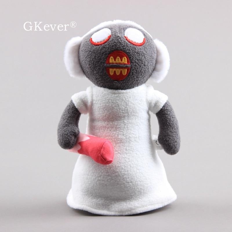 25センチメートルホラーゲームおばあちゃんぬいぐるみソフトぬいぐるみフィギュアおばあちゃん人形ベビーキッズクリスマス誕生日ギフト
