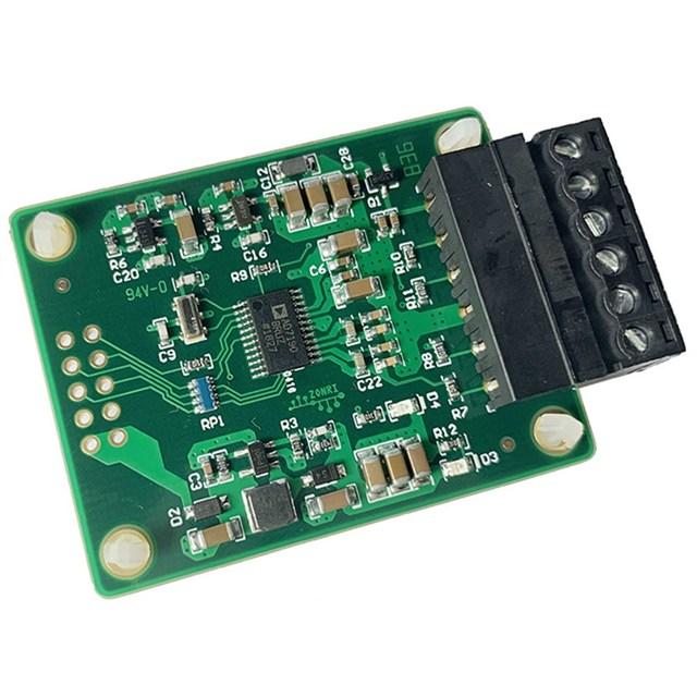 Módulo de adquisición de tensión de alta precisión ADC, AD7190, 24 bits, módulo de adquisición de presión, puente de tensión