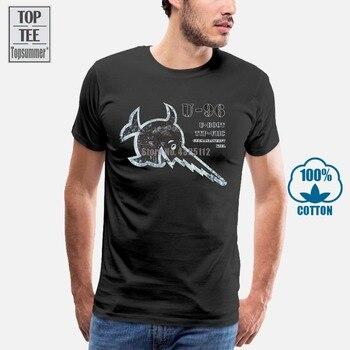 Das Boot U 96 German Germany Boat World War Ww2 Movie Film Submarine T Shirt Fashion Classic Summer New Men Cotton T-Shirt - discount item  50% OFF Tops & Tees