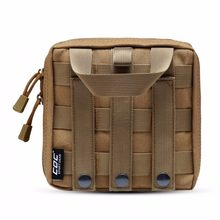 ทหาร Molle EMT First Aid Kit Survival (China)