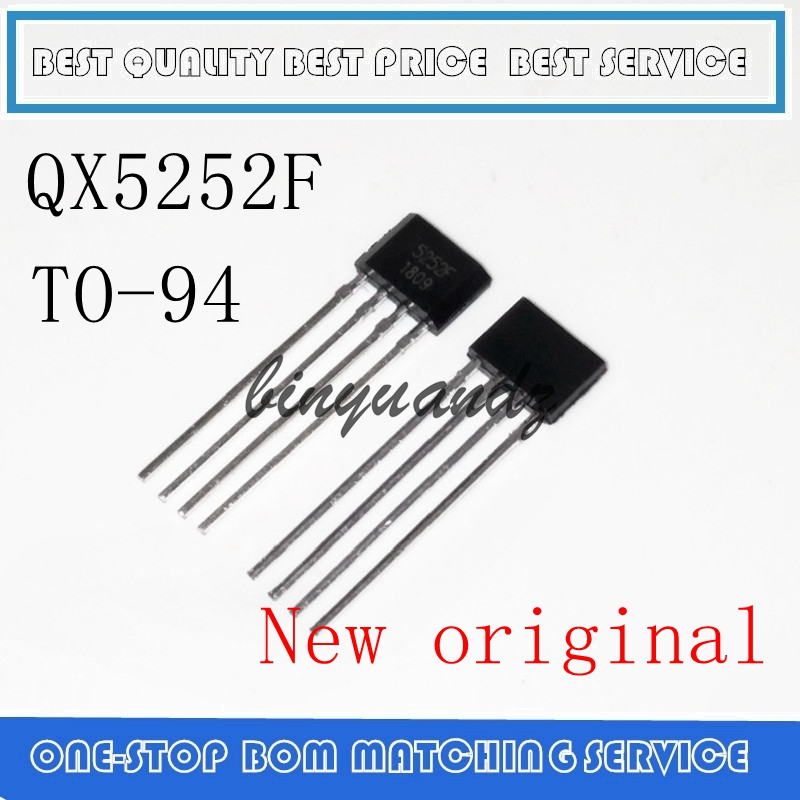 50pcs/lot New QX5252F QX5252 5252F TO-94 LED Driver Chip