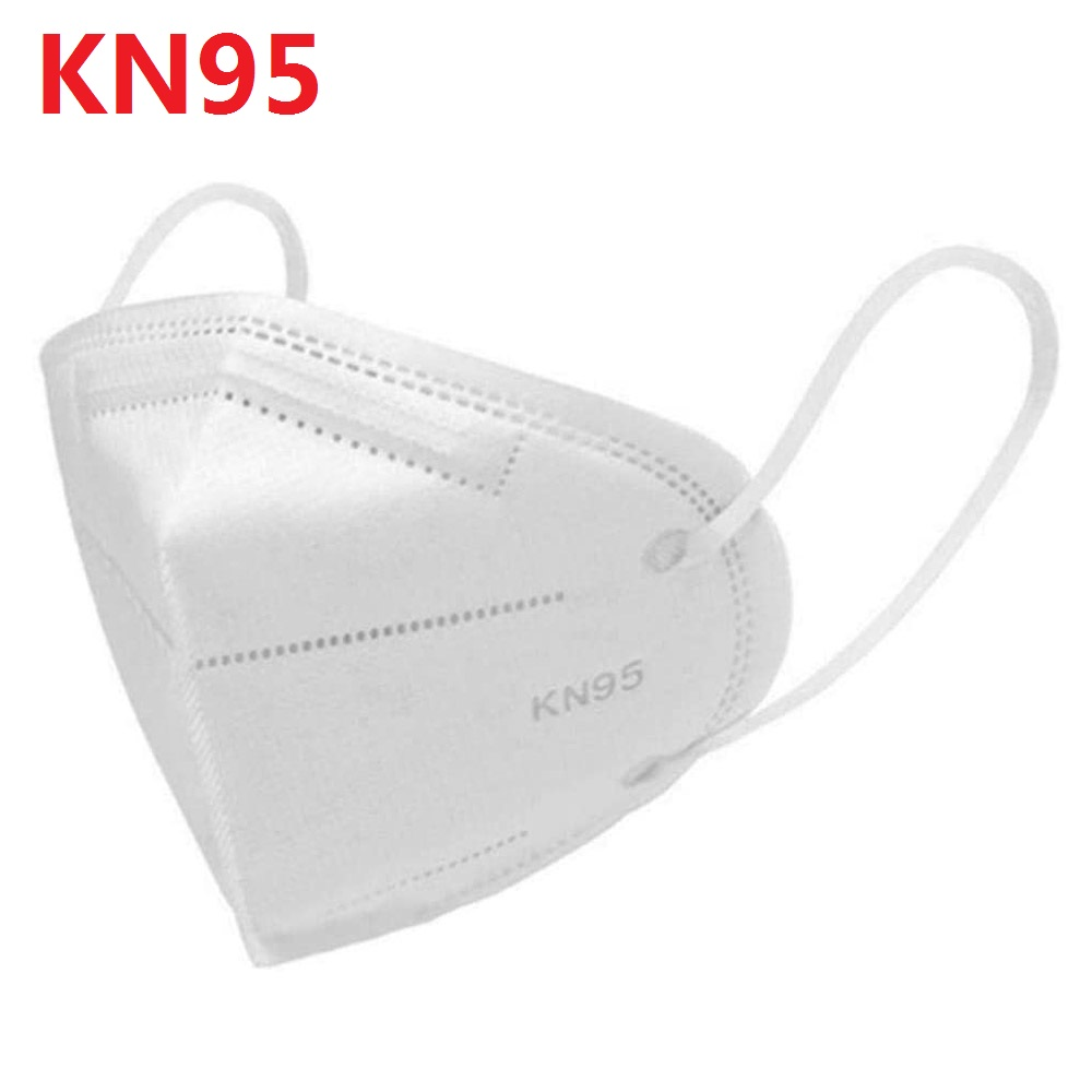 1/5/10pcs 5 Layers Protection KN95 Mask Filtering 95% Disposable Mouth Face Mask N95 Protection Face Dust Mask